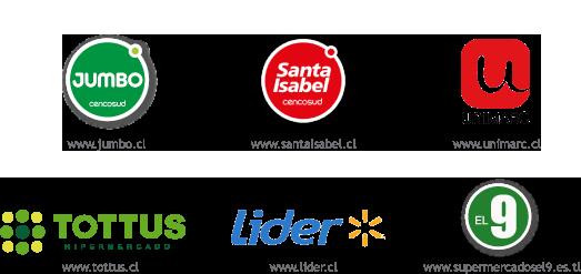 Encuentra nuestros productos en los principales supermercados y ...